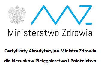 Certyfikaty Akredytacyjne Ministra Zdrowia