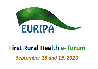 "Medical Science Pulse oficjalnym patronem ""First rural health e- forum of EURIPA"""