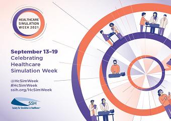 Healthcare Simulation Week 2021 w Innowacyjnym Centrum Symulacji Medycznej!